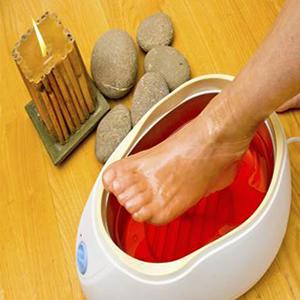 Hot Oil Spa (Pedicure - Manicure)