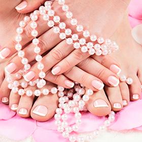 Collagen Indulgence Spa (Pedicure - Manicure)